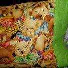 Bears Bears and more Bears Kids Travel Pillowcase