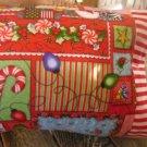 The BAZOOPLE gang CHRISTMAS Kids/Travel pillowcase