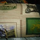 NEW Limited Availabilty John Deere Kids/Travel Pillowcase