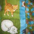 Here Kitty Kitty Kids/Travel pillowcase