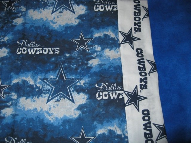 Team Sports Travel/Kids Pillowcase Cowboys