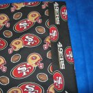 Team Sports Travel/Kids Pillowcase 49ers