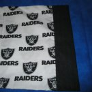 Team Sports Travel/Kids Pillowcase Raiders