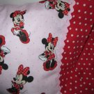 Minnie Mouse Kids/Travel/Teenagers/ Going to Disney Land Pillowcase