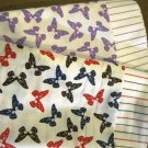 2 New Butterfly Prints to Choose From MINI Pillowcase kids/travel