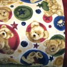 Boyds Bears Just the Cutiest Print Ever limited qty available MINI Pillowcase kids/travel pillowcase