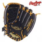 Rawlings-Professional Fielders Glove Right Hand Throw