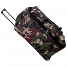 Extreme Pak™ Invisible™ Rolling Duffle Bag