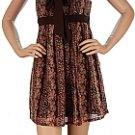 Flower Print Dress S-M-L