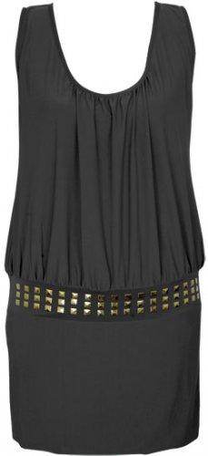 Jewel Waist Tunic Dress