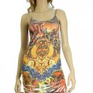 Spaghetti Sublimation Dress S-XL