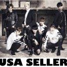 Bangtan Boys BTS concrete parking deck POSTER 34 x 23.5 Korean Kpop SHIP FRM USA