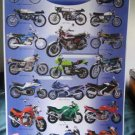 Suzuki motorcycle history POSTER 1953-05 ship from USA