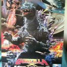 Godzilla X Megaguirus movie poster HTF &ship from USA