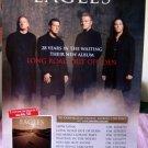 The Eagles Long Road Eden ORIG MALAY poster Don Henley Glenn Frey Joe Walsh