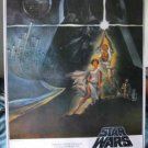 Star Wars ep4 repro poster 1977 movie &ship from USA