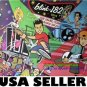 Blink 182 cartoon drive-in POSTER 34 x 23.5 Travis Barker SHIP FROM USA