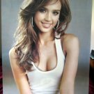 Jessica Alba sexy poster grey bkgrnd & SHIP FROM USA