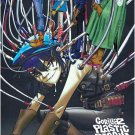 Gorillaz Plastic Beach great POSTER 23.5 x 34 colorful matte Gorrillaz