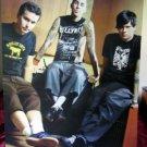 Blink 182 hair spike poster Travis Barker ship from USA