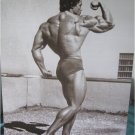 Arnold Schwarzenegger bicep flex bodybuilding b&w poster 21x31 SHIP FROM USA