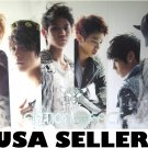 B2ST BEAST horiz collage poster 34 x 23.5 Fiction & Fact Korean boy band