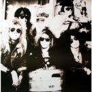 Guns n' Roses b&w keg party matte POSTER 23.5 x 34 Axl Rose Slash &SHIP FROM USA