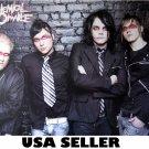 My Chemical Romance horiz black bkgrnd POSTER 34 x 23.5 emo emocore band