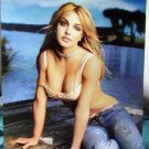 Britney Spears earlier big cleavage poster RS cover ship from USA