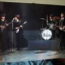 Beatles poster playing live 1964 horiz Paul McCartney John Lennon &ship from USA