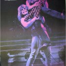 Ozzy Osbourne and Randy Rhoads purple POSTER 23.5x34 guitar legend repro