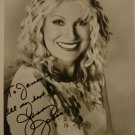 Jenny Jones 8x10 Signed