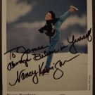 Nancy Kerrigan 5x7 Signed