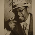 Cedric the Entertainer 8x10 Signed