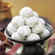 Homemade Mexican / Italian Wedding Cookies - 2 Dozen