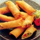 Handmade Authentic Thai Spring Rolls - 2 Dozen