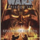 Star Wars: Episode III 3 Revenge of the Sith paperback Scholastic Patricia C. Wrede