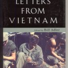 Letters from Vietnam hardback edited by Bill Adler