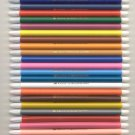 lot of 22 coloring Pencils - twist out - new