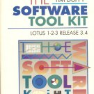 Tim Duffy Software Tool Kit: Lotus 1-2-3 3.4 paperback book