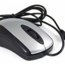 iMicro MO-5013U Black/Silver USB Optical Mouse - new