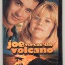 WB Warner Brothers srcew up DVD - Joe Verses the Volcano - actually True Romance bonus disc