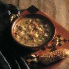 Chunky Potato Soup recipe card