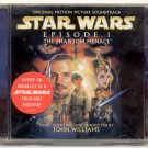 Star Wars Episode I: The Phantom Menace CD Soundtrack John Williams