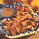 Chicken Fingers with Honey Mustard recipe card