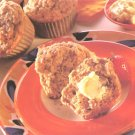 Banana Nut Muffins recipe card