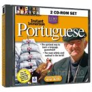 Instant Immersion Portuguese 2 cd-rom set