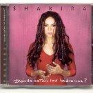 Shakira - Dónde Están los Ladrones? Donde Estan CD