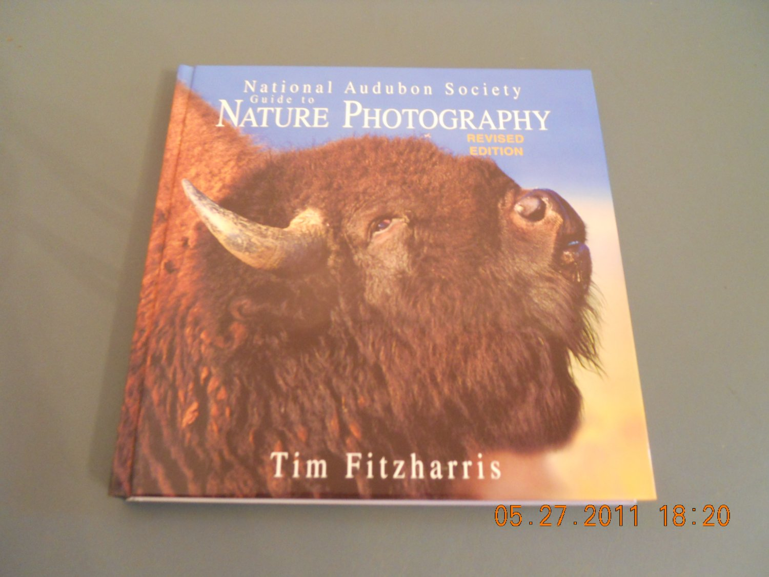 National Audubon Guide to Nature Photography [Hardcover]