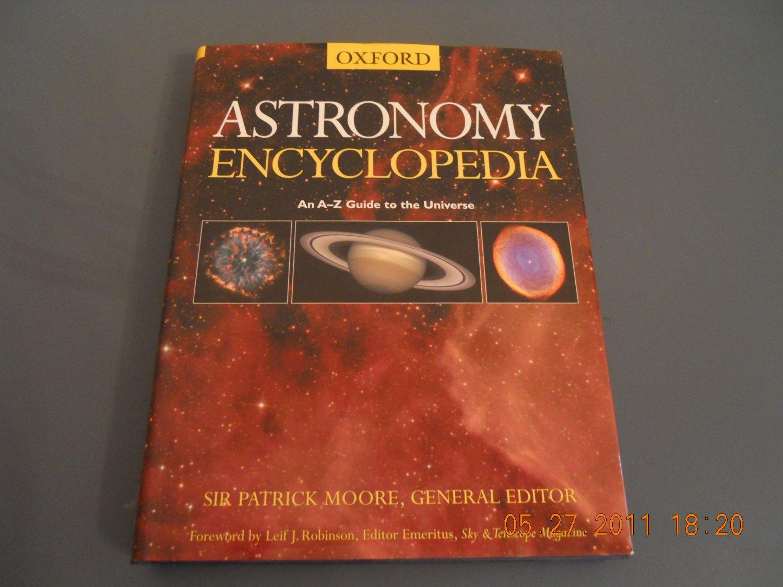 The Astronomy Encyclopedia hardcover